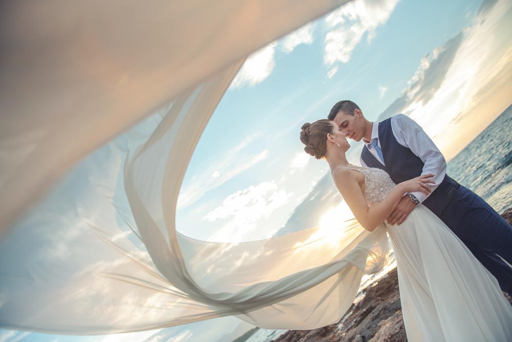 Φωτογράφιση Γάμου Χαλκίδα Χρύσα Χαϊνά Image Studio