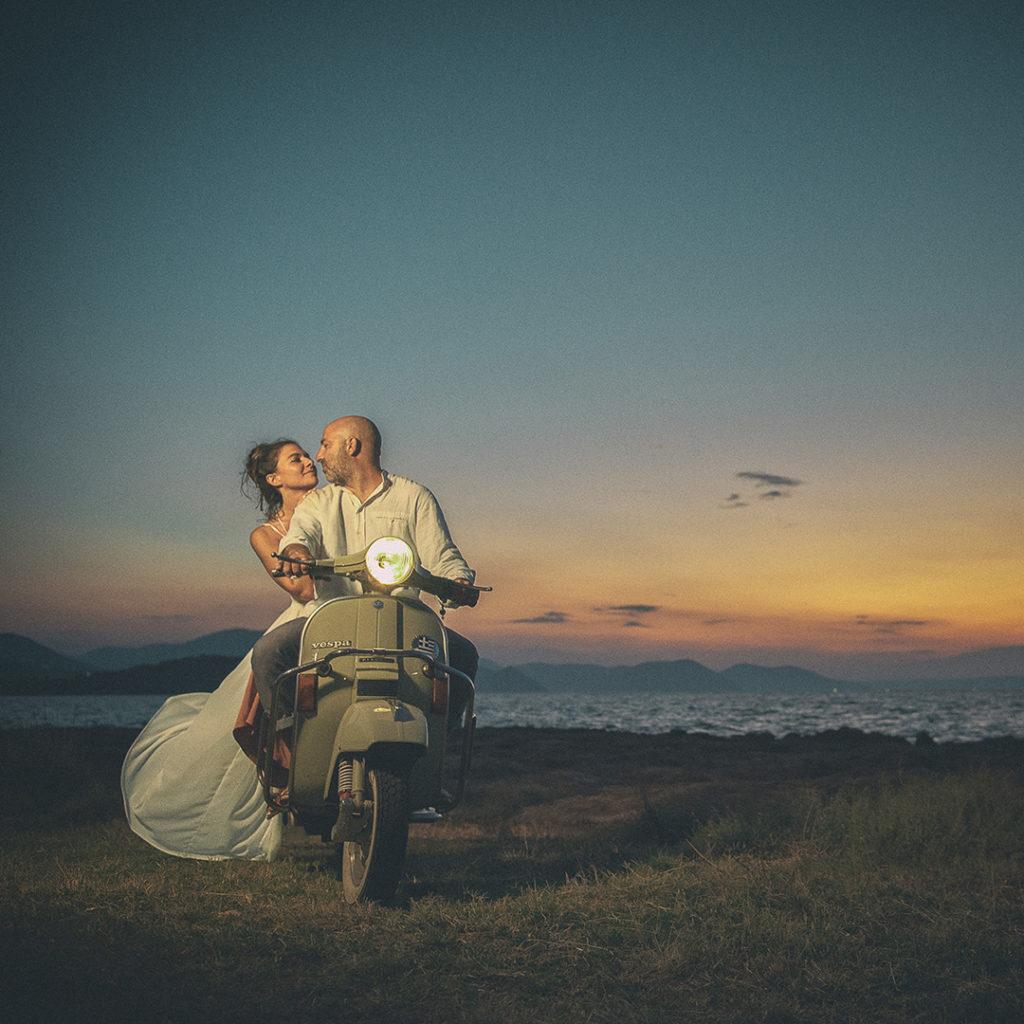 Φωτογράφιση Γάμου Ζευγάρι Χαλκίδα Χρύσα Χαϊνά