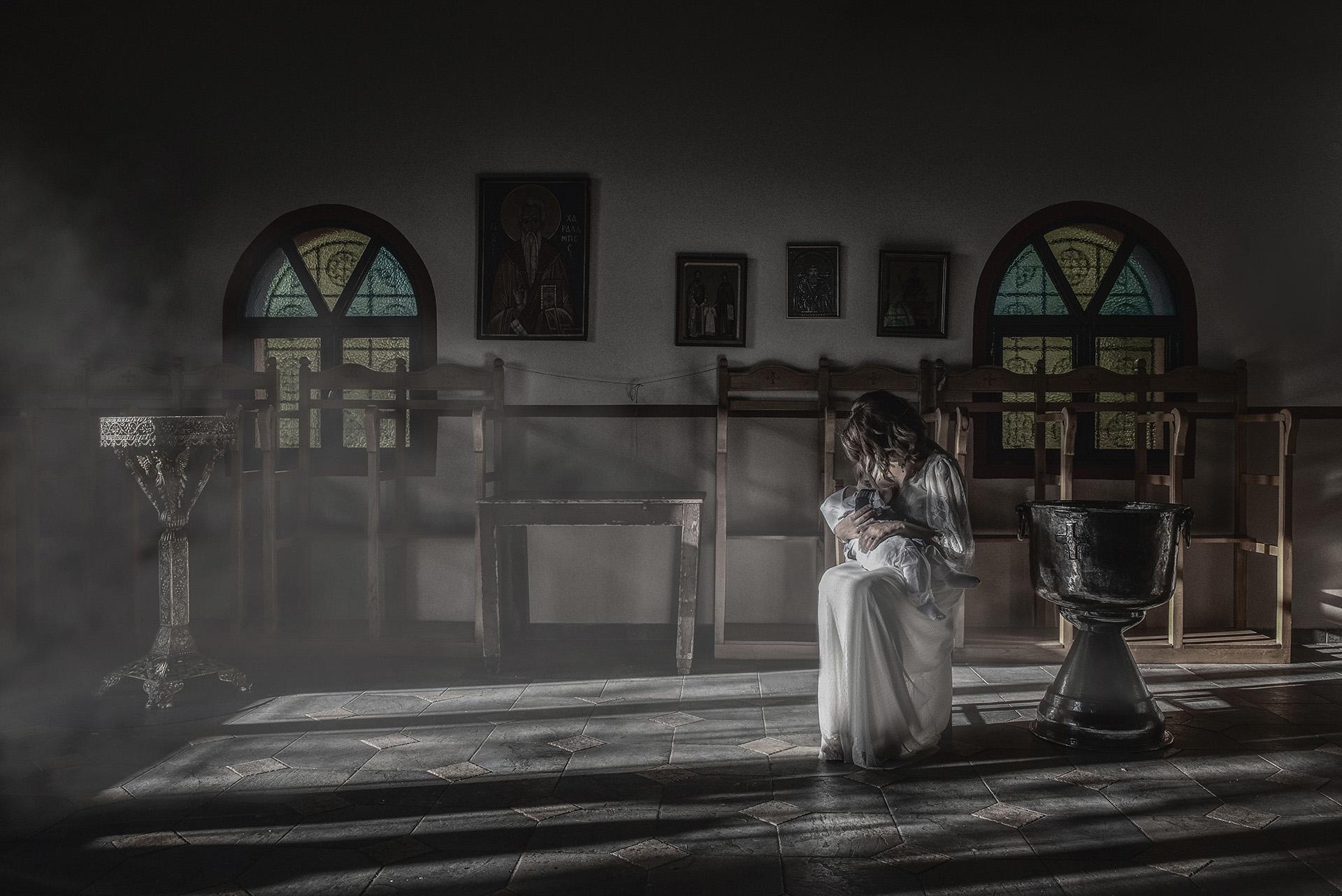 Φωτογράφιση Βάπτισης Χαλκίδα Χρύσα Χαϊνά