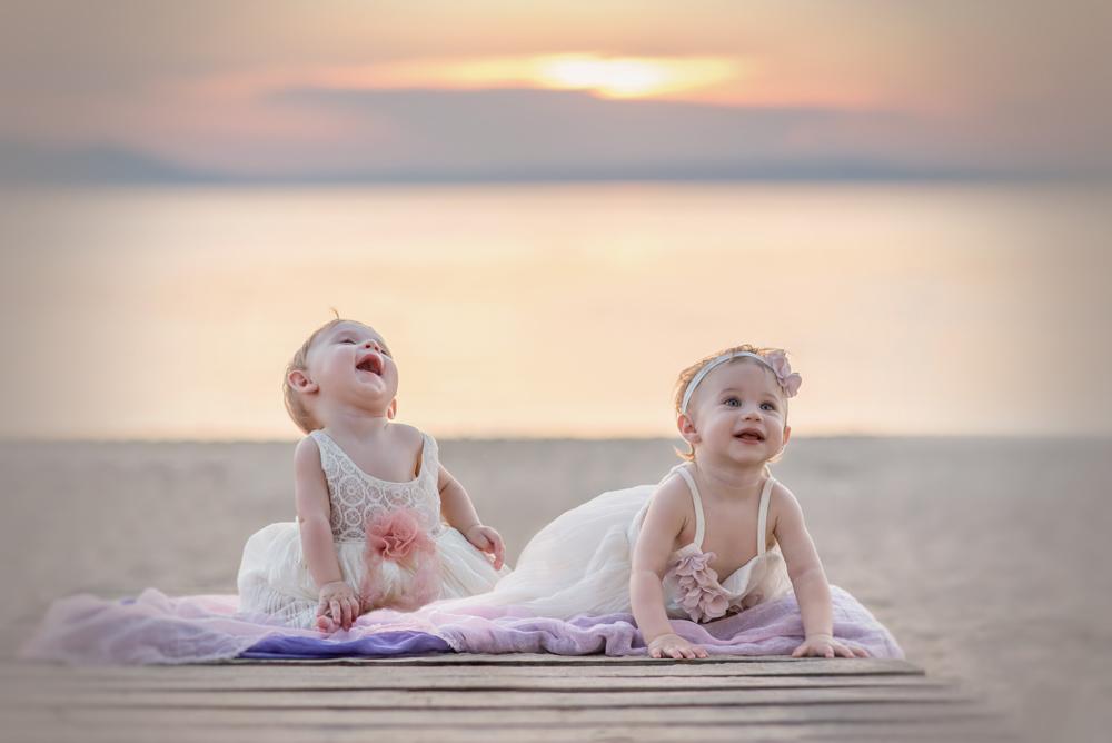Φωτογράφιση Βαπτισης Κοριτσάκια Χαλκίδα Χρύσα Χαϊνά Image Studio